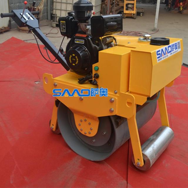 手扶单轮(柴油)压路机