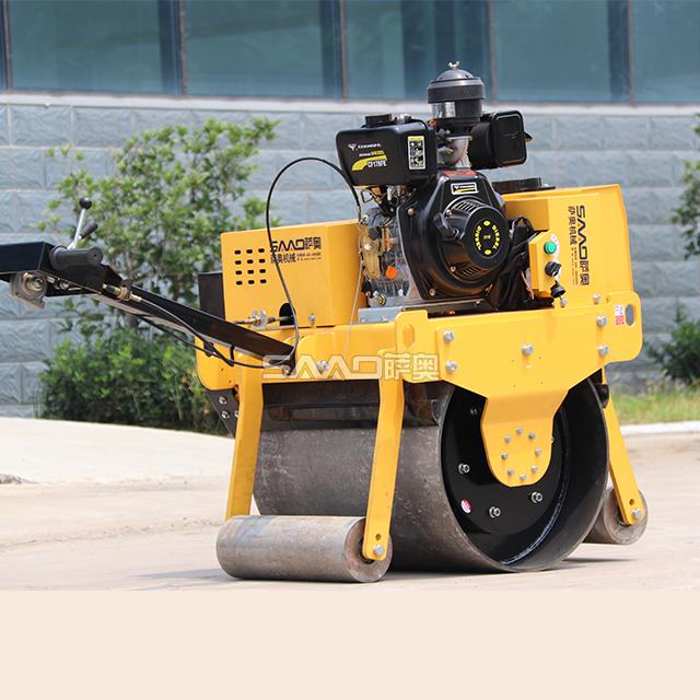 手扶(700)大单轮压路机